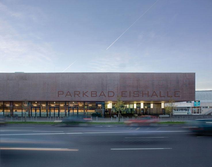 Mosa - Parkbad Eishalle